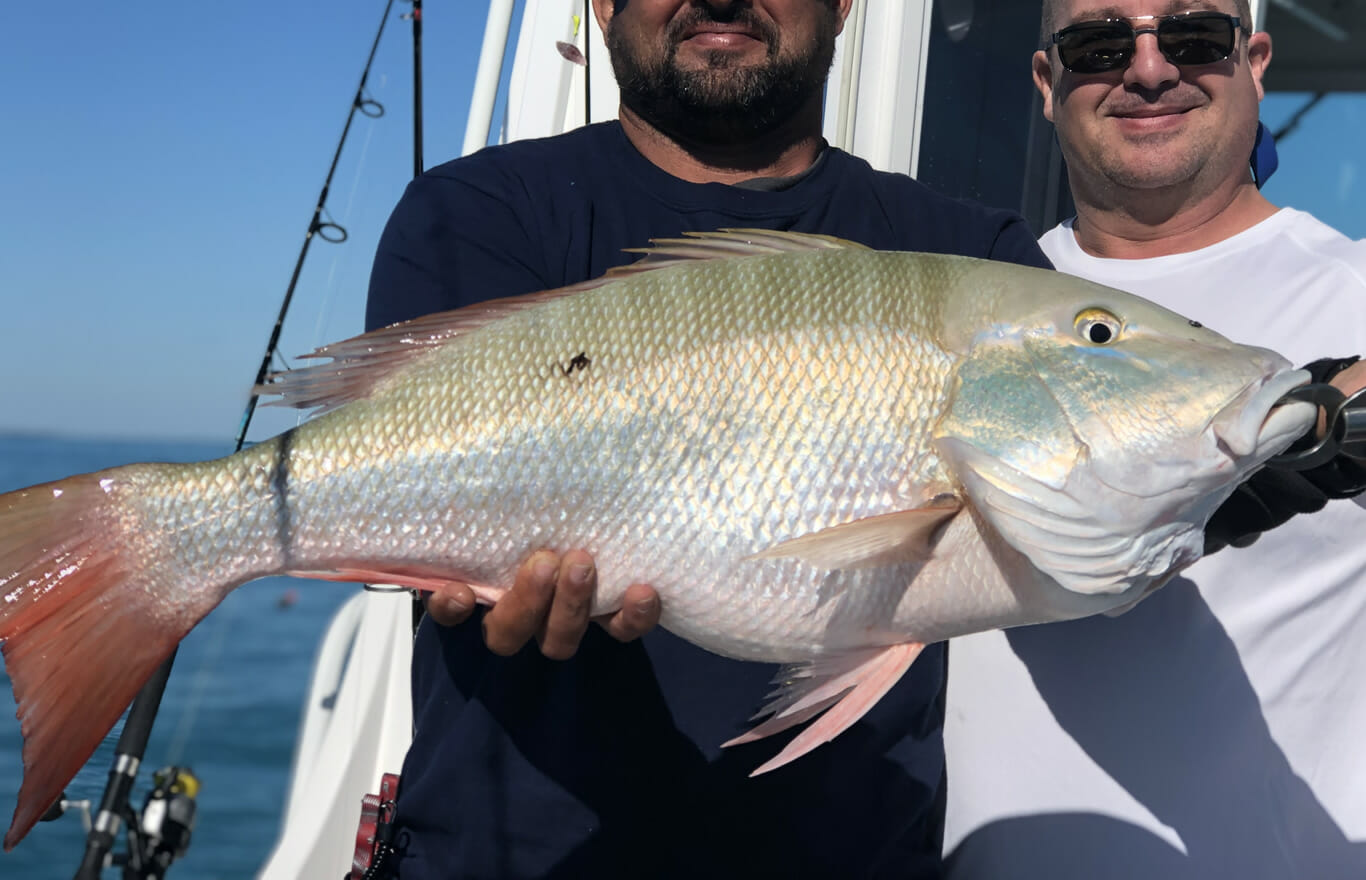 FL Keys Mutton Snapper